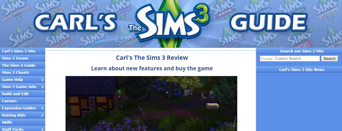 The Sims 3 Cheats - Read Now