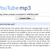 YouTube MP3 org