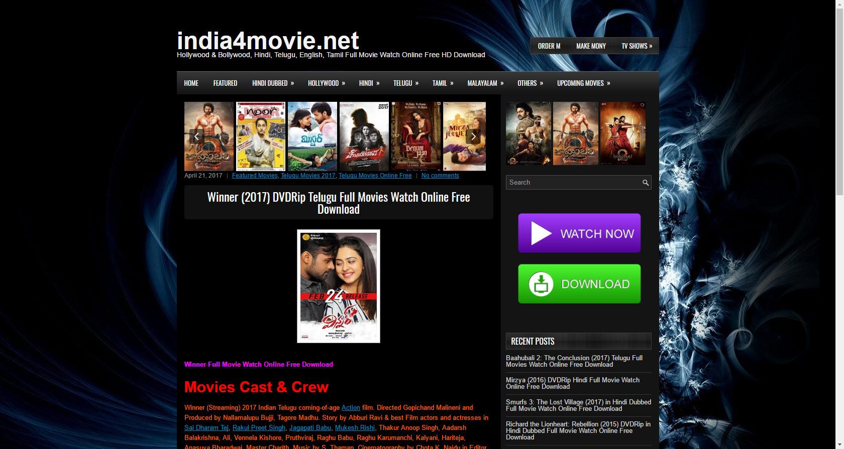 telugu movies download 2017