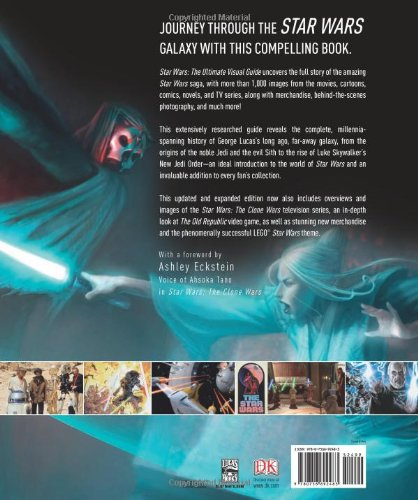 star wars the ultimate visual guide a jedi in exile