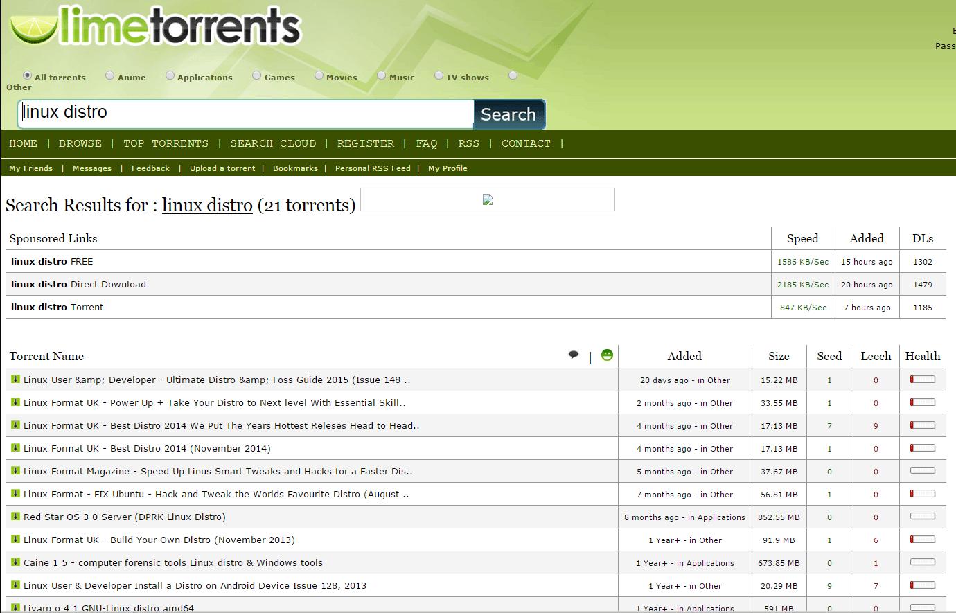 limetorrents 2018 movie download