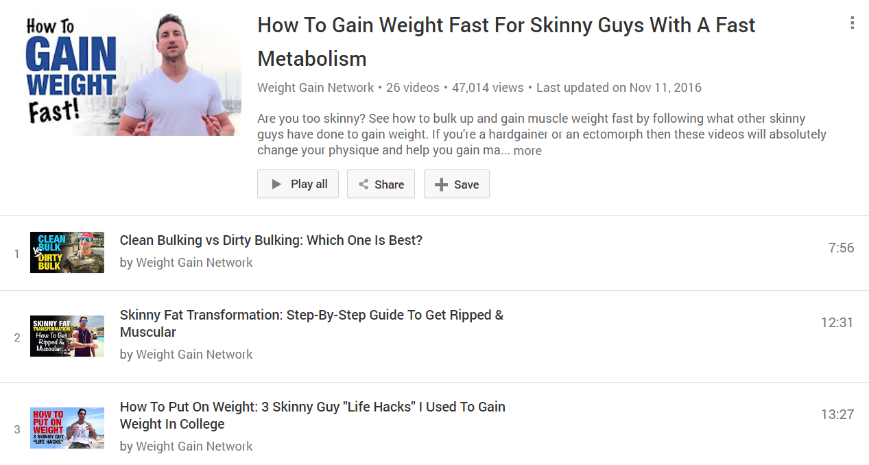 Watch how to gain weight fast for skinny guys with a fast gallery ccuart Images