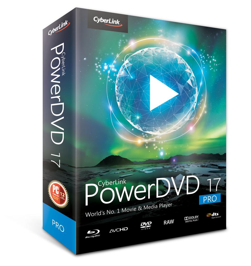 Power DVD 17