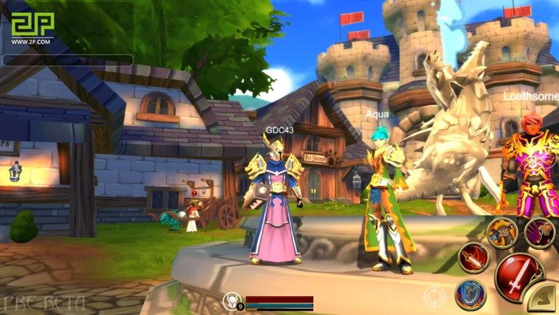 Diablo klonai kompiuteryje. MMORPG žaidimas Diablo stiliaus