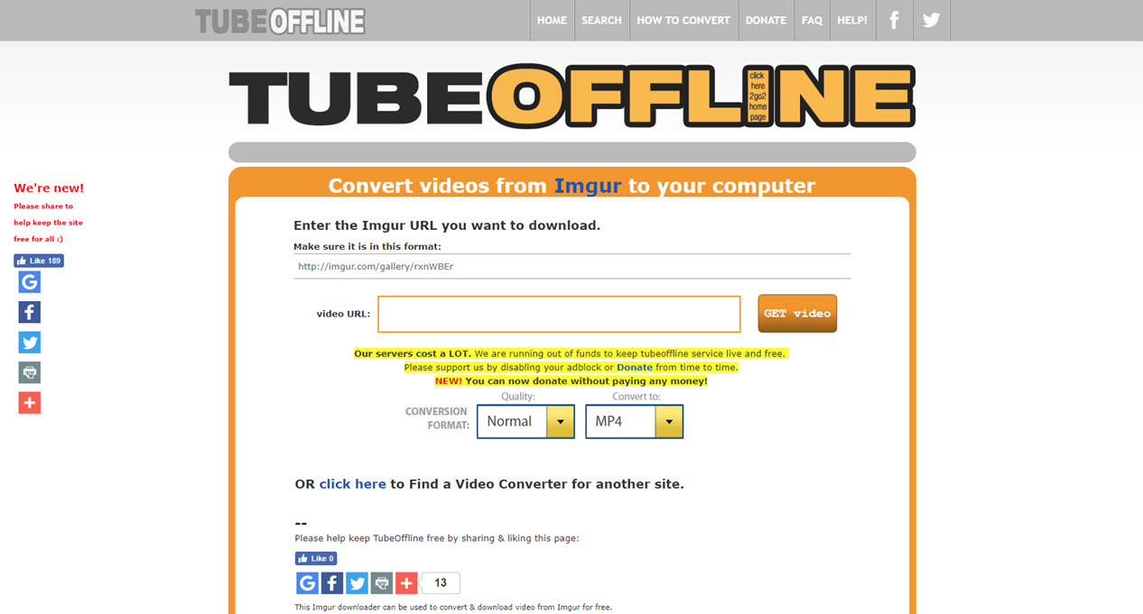 TubeOffline - Visit Now