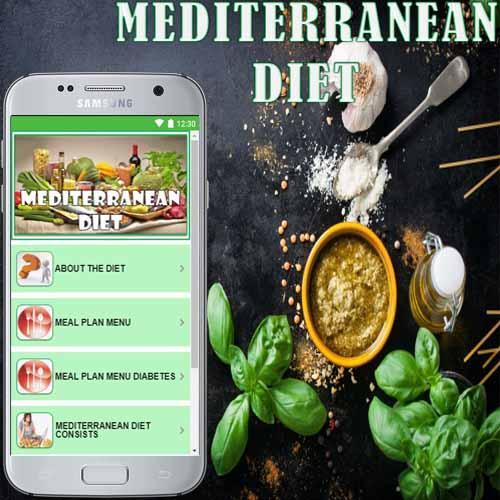 mediterranean diet app android
