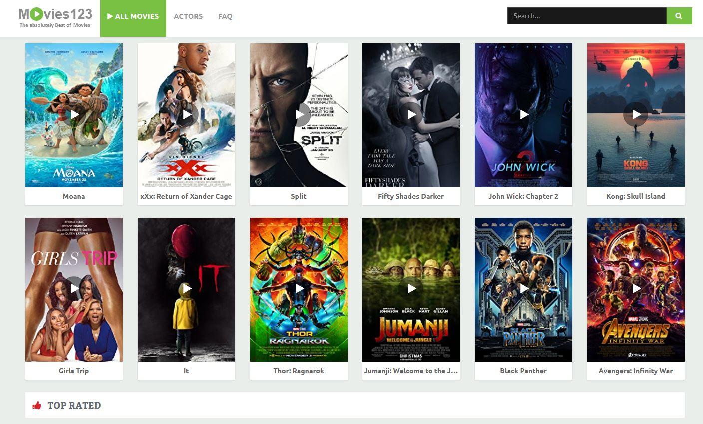 Watch movies123 Free Online