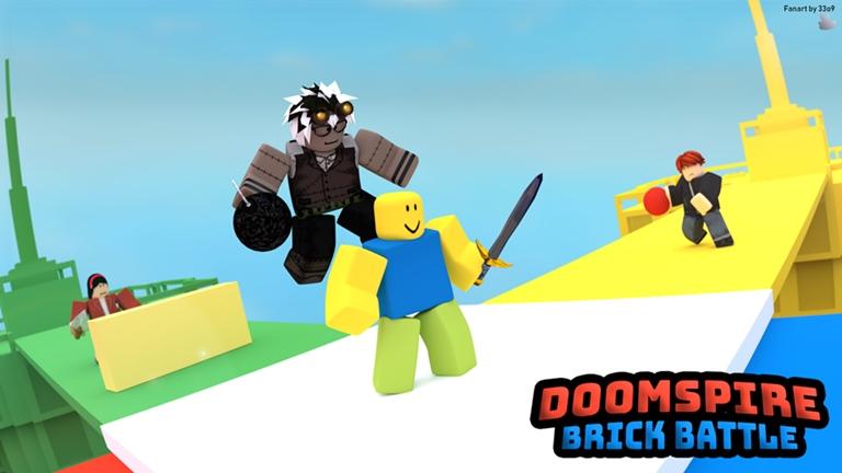 Doomspire Brickbattle Roblox -