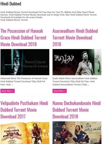 torrent movie download site hindi