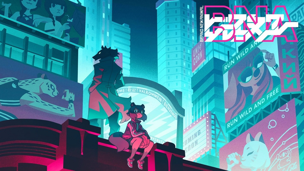 Where To Watch Bna: Brand New Animal Anime Online In 2020