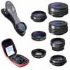 Atfung Clip Lens Kit 7 in 1