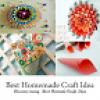 Best Homemade Craft Idea