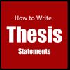 [TUTORIAL] How to write a thesis statements