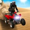 4x4 Off-Road Desert ATV
