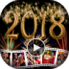 Happy New Year Video Maker 2018