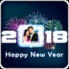 Happy New Year Frames 2018