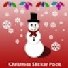 Christmas Decor Sticker Pack