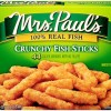 Mrs Paul's Seafood Crunchy Fish Sticks