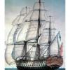 Spanish ship Santisima Trinidad 1798