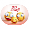 Emoji 3D Stickers Pack for iMessage