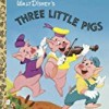 The Three Little Pigs (Little Golden Book)