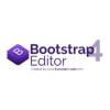 Bootstrap 4 Editor