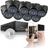 Funlux 8CH 960H DVR Security Camera System