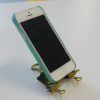 Make a phone holder with 3 clips