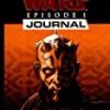 Darth Maul (Star Wars Episode 1: Journals)