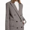 Long blazer coat