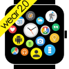 Wear Launcher + Bubble Widgets