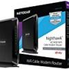 NETGEAR Nighthawk AC1900 Cable Modem