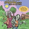 Comic Version of Kid's Zombie Adventure Series