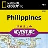 Philippines: National Geographic Adventure Map