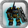 Gladiator Toy Robot Mech Builder 3D - Free Customize and Battle