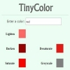 TinyColor