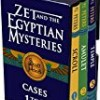 Zet and the Egyptian Mystery Cases
