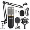 ZINGYOU Condenser Microphone Bundle BM-800