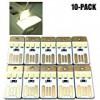 INVESCH 10-Pack USB Powered LED Night Light