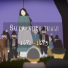 The Salem Witch Trials Cartoon