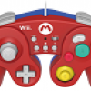 HORI Battle Pad for Wii U (Mario) with Turbo