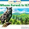 Whose Forest Is It?