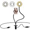SHEKAR Multi-Function Dimmable Selfie Ring Light