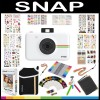 Polaroid Snap Instant Camera Bundle