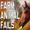 Hilarious Farm Animal Fails (January 2017)    FailArmy