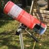 Safe alternative to solar eclipse glasses