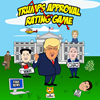 Trump's Approval Rating Game
