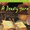 A Deadly Yarn (Knitting Mysteries)