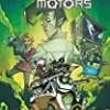 Monster Motors: The Curse of Minivan Helsing (Vol. 1)