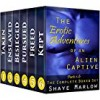 The Erotic Adventures of an Alien Captive: Boxed Set